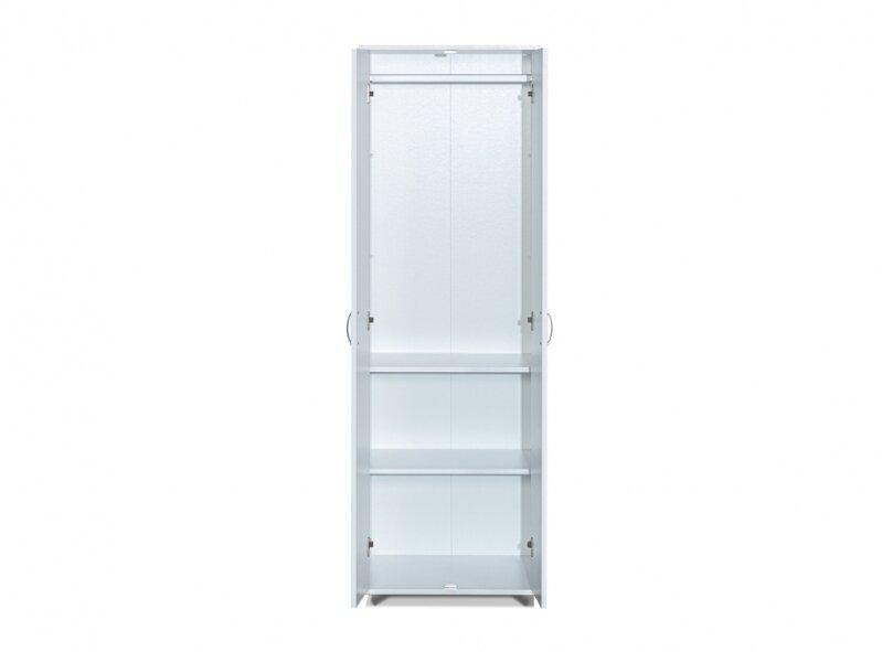 ארון דגם 602 - 2 דלתות משולב תלייה