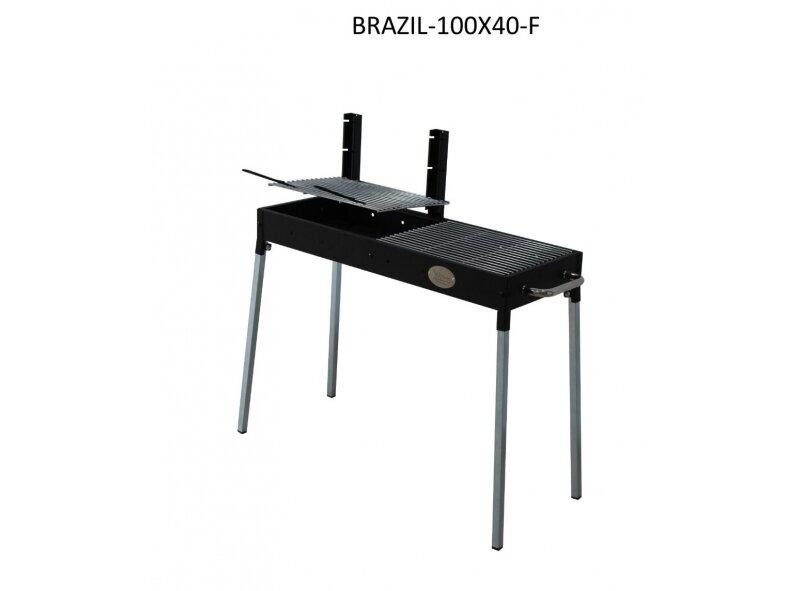 גריל פחמים ברזילאי גדול אביגיל