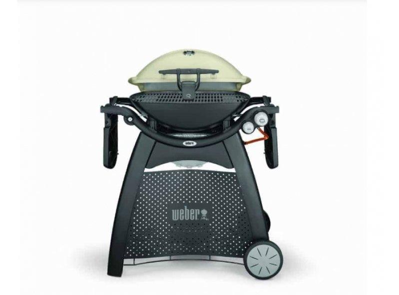 גריל גז דגם Weber Q3200 כסף