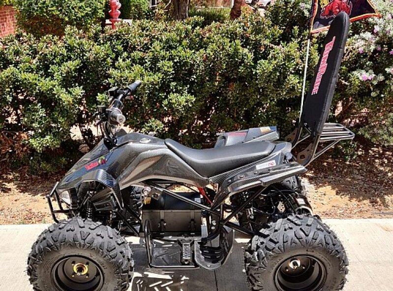טרקטורון ממונע 60V לילדים - TR300 Tom Ride