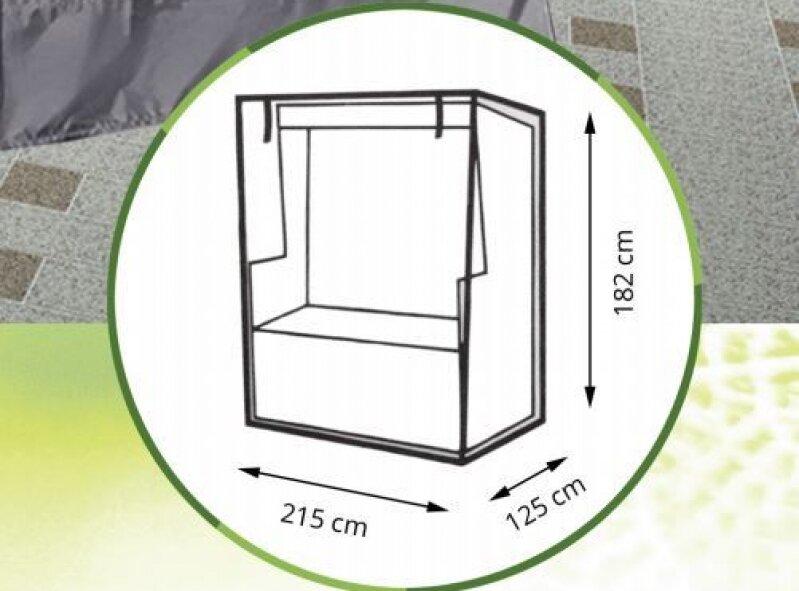 כיסוי לנדנדה 3 מושבים איכותי
