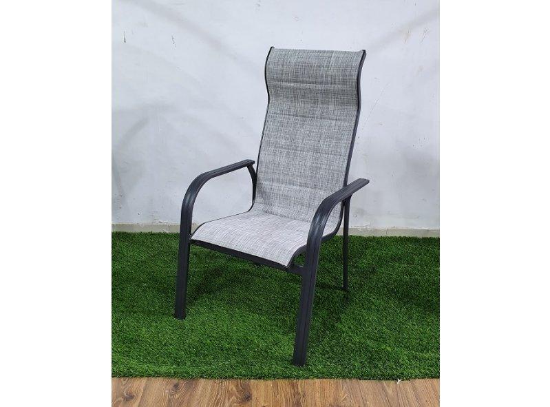 כסא ניצן אפור 1