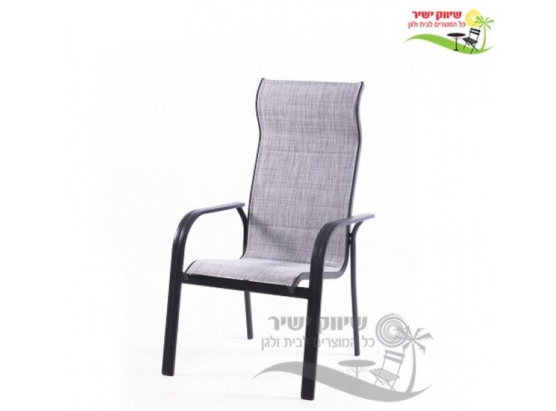 כסא ניצן אפור 101