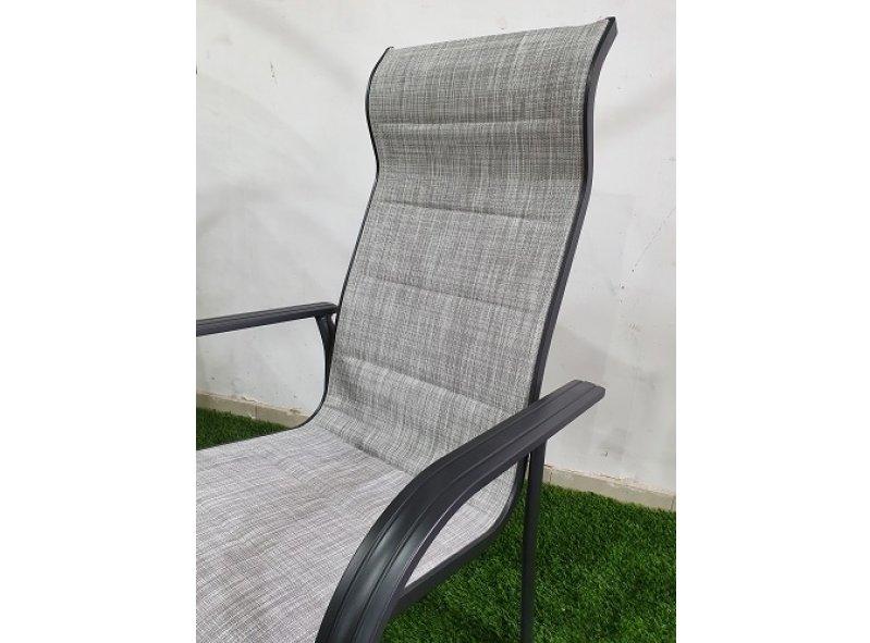 כסא ניצן אפור 4