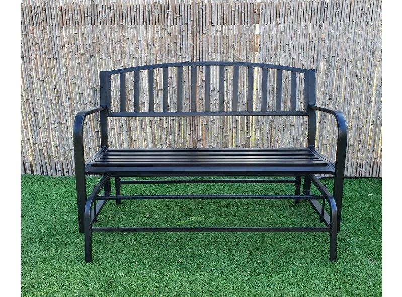 ספסל נדנדה זוגי דגם אור