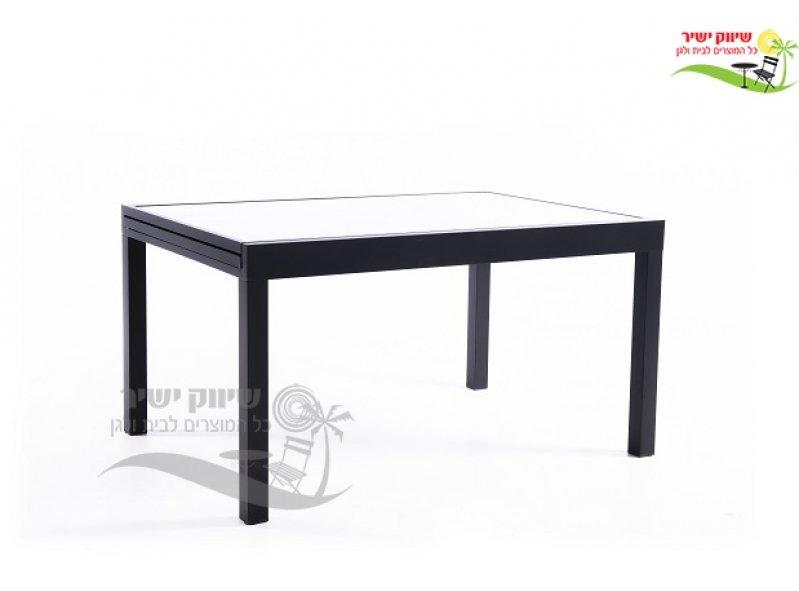שולחן 140 280 אפור אפור 1