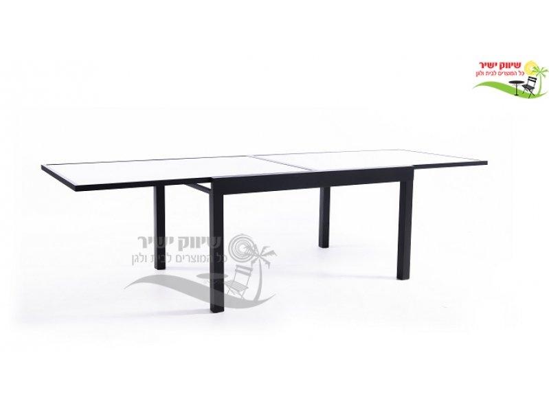 שולחן 140 280 אפור אפור 2