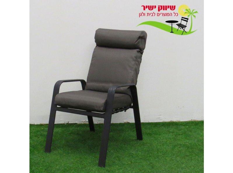 4 כסא אלומיניום דגם פאר