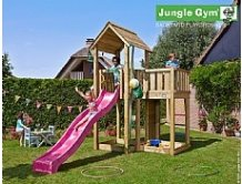בית עץ Jungle Mansion
