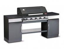 מטבח דיסקברי 5 שחור