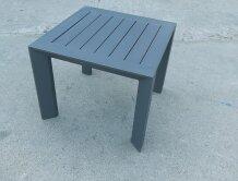 שולחן צד 42 42 אפור
