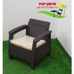 כורסא יחיד דגם קורפו