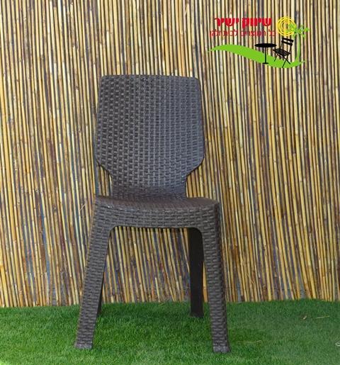 רק החוצה כסאות פלסטיק | כסאות נוח לגינה - שיווק ישיר XR-57